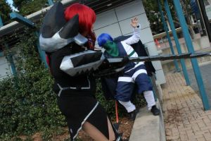Jellal i will get you for what you have done! by Zimmander