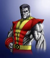 colossus colors by valadaz