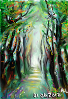 magical forest by angieluvsyou