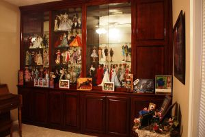 My Doll Cabinet by khinson