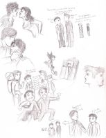 SuperWho Doodle Page by ToGainYourTrust