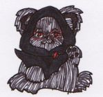I adopted an Ewok #2 by Cosmic-Psycho