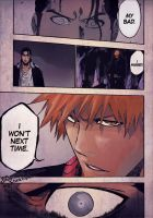 bleach 461 page 3 coloured by Hanjuang18