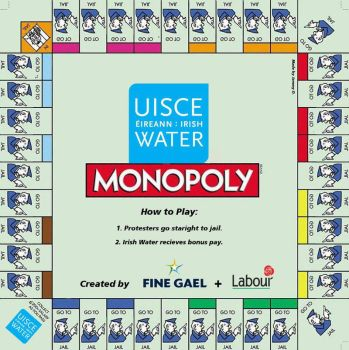 Irish Water Monopoly by Rurther
