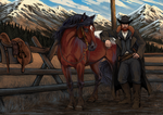 OT Outlaw: Team 'Rusty' by sealle