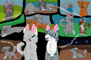 You are Cinderpelt! by Wickaii