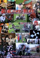 D gray man Collage kitacon 2 by misfitmosher