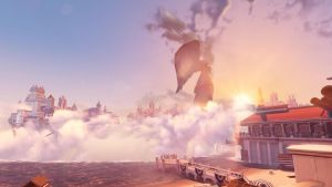 BioShock Infinite by DePasquale