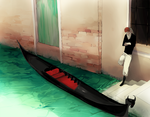 Gondolier: [Slots FULL] by Technicolored-Fruit