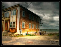 House By The Sea by JohnDoe6
