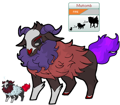 Muttomb by Kakity