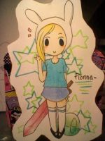 Fionna by camo-chan