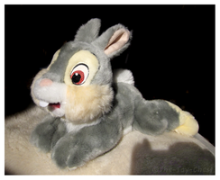 Disney Store Floppy Thumper Plush by The-Toy-Chest
