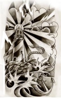 Lighthouse commission by WillemXSM