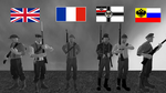 World War One Scouts by Samuraiknight-1600