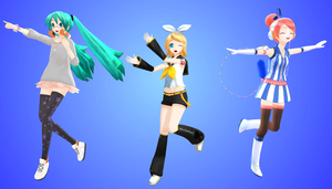 Link-Pikachu's MMD Pose pack 2 by Link-Pikachu