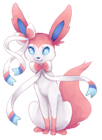 Sylveon by Poket-Skitts