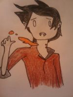 Quick Drawing Of Marshall Lee 2.0 by xxDigitalLovexx