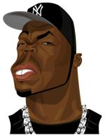 50 CENT by kgreene
