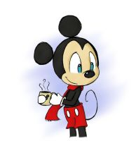 Mickey Mouse by CookieCruise