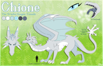 OSA- Chione Winter Ref by TheCynicalHound