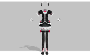 UPDATE MMD Lovely Lolita set THE EPIC UPDATE by amiamy111