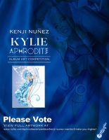 I NEED YOUR VOTE FOR KYLIE by KenjiArts