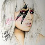 Lady Gaga 1 by GeeFreak
