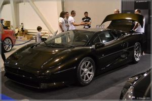 Jaguar XJ220 by Overdrive by SpinnerBG