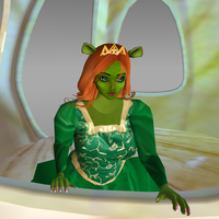 Princess Fiona TG. by monstermaster13