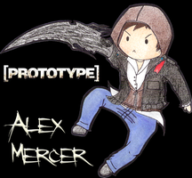 Alex Mercer Prototype by Pericote