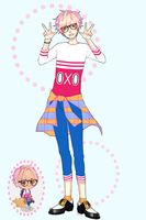 Line Play's OC by Linhchan