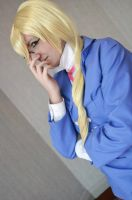 +Ace Attorney: Deal with the Devil+ by LauzyJayne