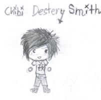 Chibi Destery by Epicmeowness
