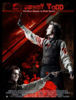 Sweeney Todd by xecutioner2