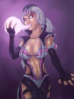 Sindel- Alternate Form by nursury0