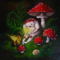 Once upon a Forest Floor by ColibriLovesYou