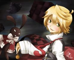 Pandora Hearts Print AN 09 by TaiDaisuke