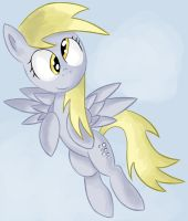Derpy Hooves by asluc96