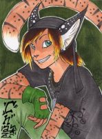 Chaz badge by zirio