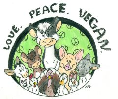 World Vegan Day by wahyawolf