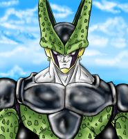 Cell sketch by Lidao