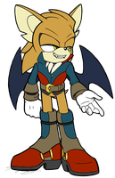 Valerius the Bat by MolochTDL