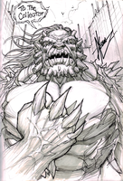 Dale Keown - Doomsday by mikephifer