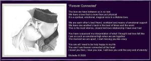 Forever Connected by VisualPoetress