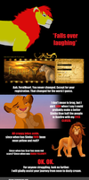 FeralHeart Guide :: THE LION KING by 0Abarai0