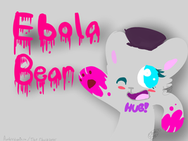 Ebola bear! New O.C by catsp00ky