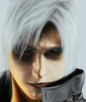 Dante devil may cry 2 by AfroGato