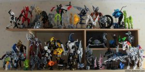 Bionicle MOCs - June 2013 by Rahiden