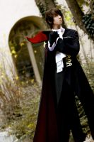 Kamui Cosplay by Berry-Cosplay